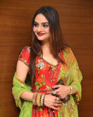 Madhoo Shah - College Kumar Movie Pre-release Event Photos | Picture 1724406