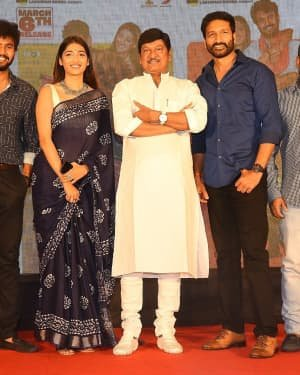 College Kumar Movie Pre-release Event Photos | Picture 1724607