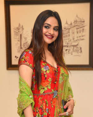 Madhoo Shah - College Kumar Movie Pre-release Event Photos | Picture 1724398