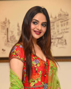 Madhoo Shah - College Kumar Movie Pre-release Event Photos | Picture 1724397