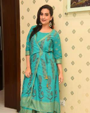 Manjusha - College Kumar Movie Pre-release Event Photos | Picture 1724372