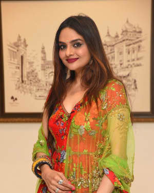 Madhoo Shah - College Kumar Movie Pre-release Event Photos | Picture 1724395