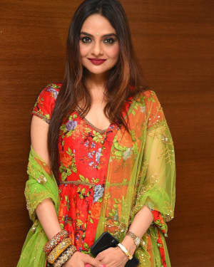 Madhoo Shah - College Kumar Movie Pre-release Event Photos | Picture 1724413