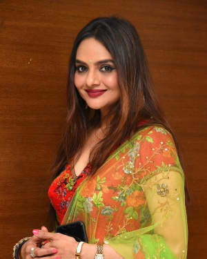 Madhoo Shah - College Kumar Movie Pre-release Event Photos | Picture 1724408