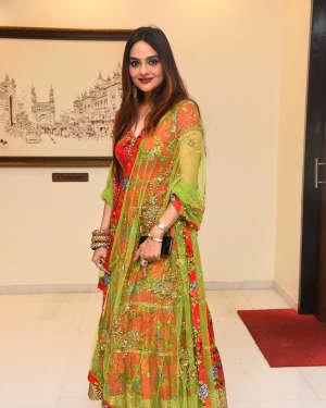 Madhoo Shah - College Kumar Movie Pre-release Event Photos | Picture 1724404