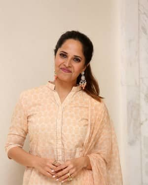 Anasuya Bharadwaj - O Pitta Katha Movie Pre-release Event Photos | Picture 1724633