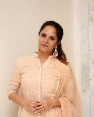 Anasuya Bharadwaj - O Pitta Katha Movie Pre-release Event Photos | Picture 1724632