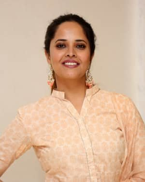 Anasuya Bharadwaj - O Pitta Katha Movie Pre-release Event Photos | Picture 1724637