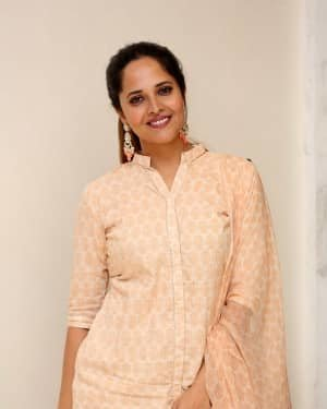 Anasuya Bharadwaj - O Pitta Katha Movie Pre-release Event Photos | Picture 1724635