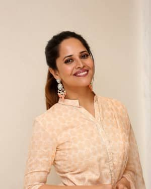 Anasuya Bharadwaj - O Pitta Katha Movie Pre-release Event Photos | Picture 1724630