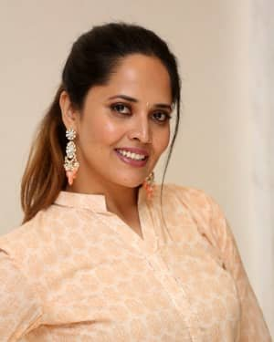 Anasuya Bharadwaj - O Pitta Katha Movie Pre-release Event Photos | Picture 1724642