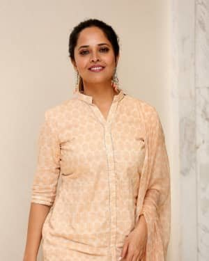 Anasuya Bharadwaj - O Pitta Katha Movie Pre-release Event Photos | Picture 1724636