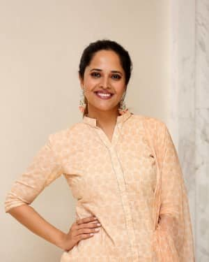 Anasuya Bharadwaj - O Pitta Katha Movie Pre-release Event Photos | Picture 1724638