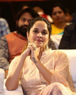 Anasuya Bharadwaj - O Pitta Katha Movie Pre-release Event Photos | Picture 1724542