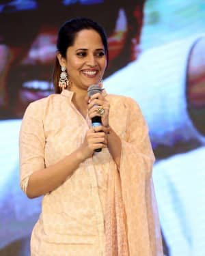 Anasuya Bharadwaj - O Pitta Katha Movie Pre-release Event Photos | Picture 1724435