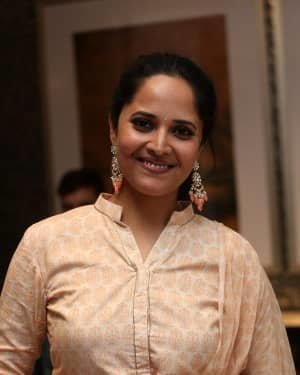 Anasuya Bharadwaj - O Pitta Katha Movie Pre-release Event Photos | Picture 1724628