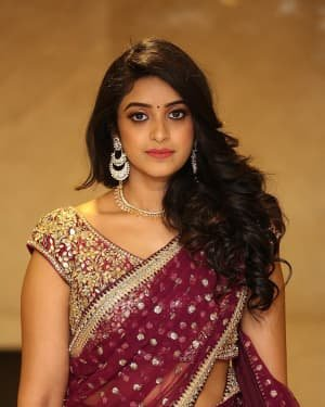 Nakshatra (Telugu Actress) - Palasa 1978 Movie Pre-release Event Photos   Picture 1724766