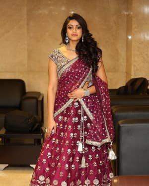 Nakshatra (Telugu Actress) - Palasa 1978 Movie Pre-release Event Photos   Picture 1724764