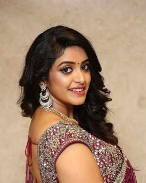 Nakshatra (Telugu Actress) - Palasa 1978 Movie Pre-release Event Photos   Picture 1724761