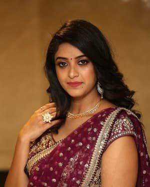 Nakshatra (Telugu Actress) - Palasa 1978 Movie Pre-release Event Photos   Picture 1724780