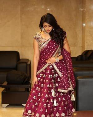 Nakshatra (Telugu Actress) - Palasa 1978 Movie Pre-release Event Photos   Picture 1724763