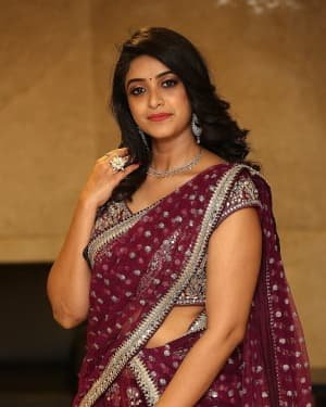 Nakshatra (Telugu Actress) - Palasa 1978 Movie Pre-release Event Photos   Picture 1724779
