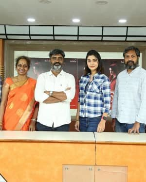 5WS Telugu Movie First Look Launch Photos | Picture 1725120