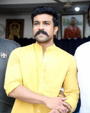 Ram Charan Teja - Aham Brahmasmi Movie Opening Photos | Picture 1725226