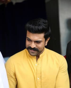 Ram Charan Teja - Aham Brahmasmi Movie Opening Photos | Picture 1725232