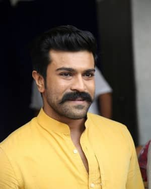 Ram Charan Teja - Aham Brahmasmi Movie Opening Photos | Picture 1725233