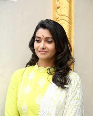 Priya Bhavani Shankar - Aham Brahmasmi Movie Opening Photos | Picture 1725244