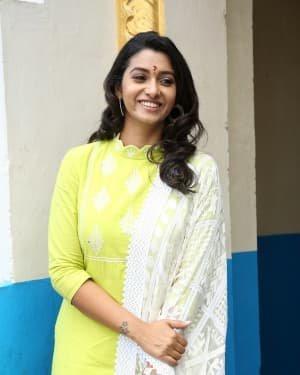 Priya Bhavani Shankar - Aham Brahmasmi Movie Opening Photos | Picture 1725238