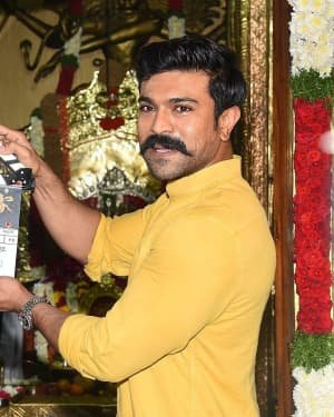 Ram Charan Teja - Aham Brahmasmi Movie Opening Photos | Picture 1725264