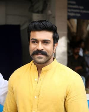 Ram Charan Teja - Aham Brahmasmi Movie Opening Photos | Picture 1725265