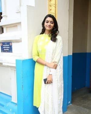 Priya Bhavani Shankar - Aham Brahmasmi Movie Opening Photos | Picture 1725237