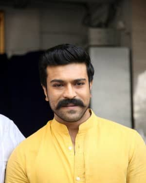 Ram Charan Teja - Aham Brahmasmi Movie Opening Photos | Picture 1725230