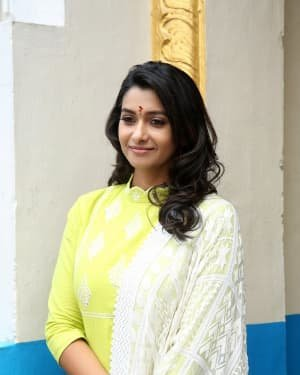 Priya Bhavani Shankar - Aham Brahmasmi Movie Opening Photos | Picture 1725242