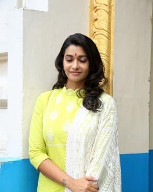 Priya Bhavani Shankar - Aham Brahmasmi Movie Opening Photos | Picture 1725245