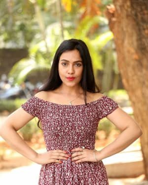 Trishna Mukherjee - Madha Telugu Movie Press Meet Photos | Picture 1725196