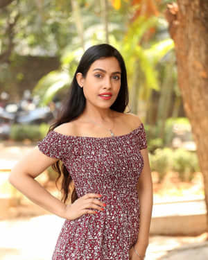 Trishna Mukherjee - Madha Telugu Movie Press Meet Photos | Picture 1725193