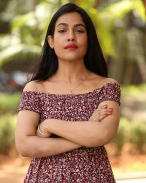 Trishna Mukherjee - Madha Telugu Movie Press Meet Photos | Picture 1725176