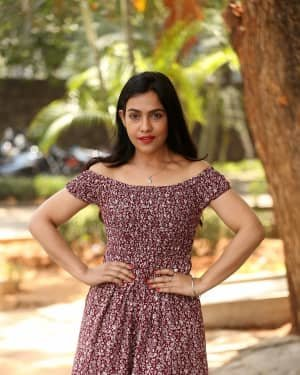 Trishna Mukherjee - Madha Telugu Movie Press Meet Photos | Picture 1725180