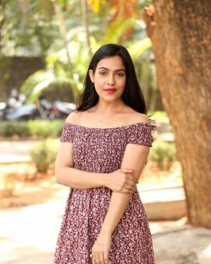 Trishna Mukherjee - Madha Telugu Movie Press Meet Photos | Picture 1725189