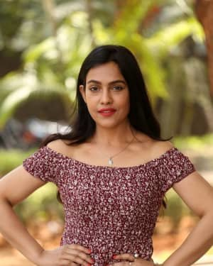 Trishna Mukherjee - Madha Telugu Movie Press Meet Photos | Picture 1725181