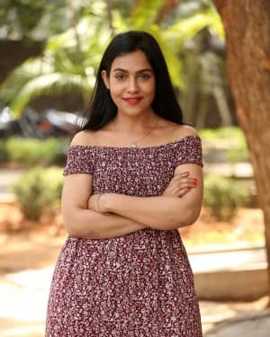 Trishna Mukherjee - Madha Telugu Movie Press Meet Photos | Picture 1725177
