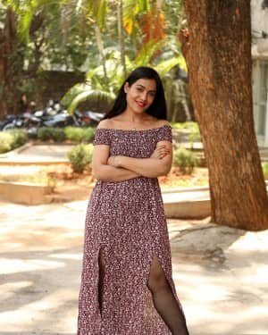 Trishna Mukherjee - Madha Telugu Movie Press Meet Photos | Picture 1725178