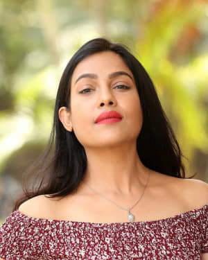 Trishna Mukherjee - Madha Telugu Movie Press Meet Photos | Picture 1725192