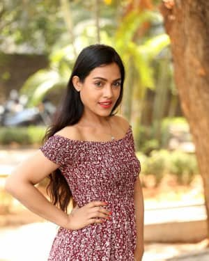 Trishna Mukherjee - Madha Telugu Movie Press Meet Photos | Picture 1725194
