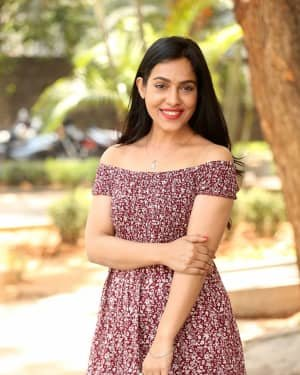 Trishna Mukherjee - Madha Telugu Movie Press Meet Photos | Picture 1725190