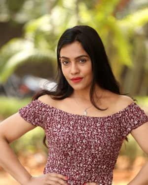 Trishna Mukherjee - Madha Telugu Movie Press Meet Photos | Picture 1725184